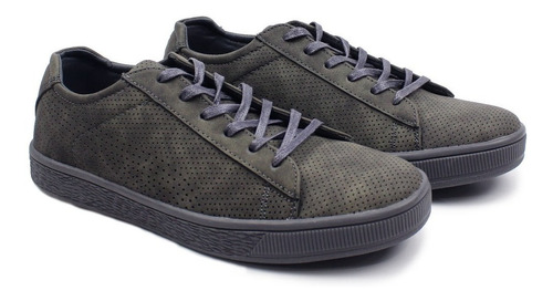 zapatos synergy stampd grey 3042ly