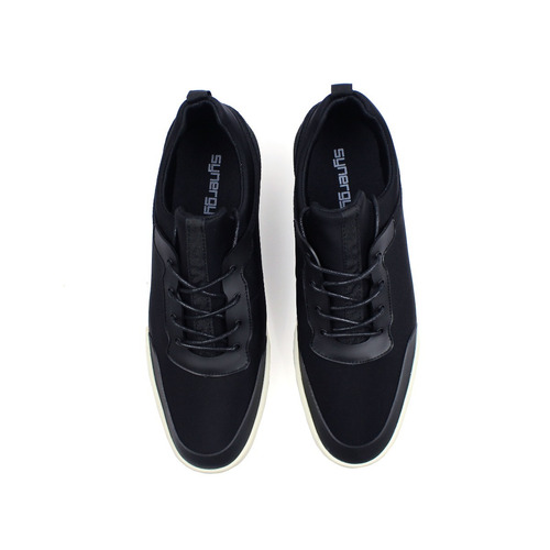 zapatos synergy technical sneakers negro 3017ly