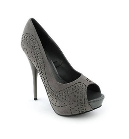 200b24df Zapatos Gris Plomo Mujer Dama - Ropa y Accesorios en Mercado Libre Perú