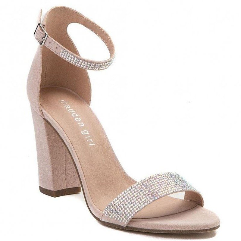 21db3e59314 zapatos tacon steve madden aurora beige mujer moda fiesta. Cargando zoom.