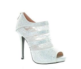 69f30ab2 Zapatos Tacones Dama Matrimonio - Quinceaños - Aniversarios