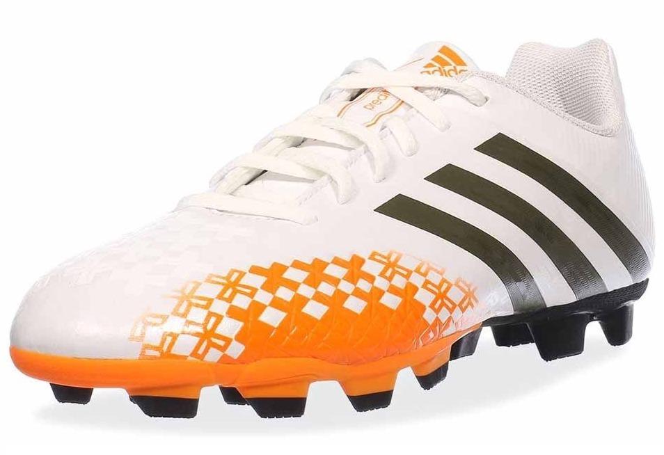 3cac660c14f73 Zapatos Tacos De Futbol adidas Predito Lz Originales - Bs. 280.000 ...