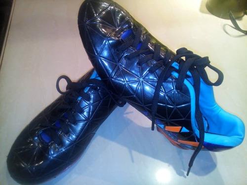 zapatos tacos de futbolito,n° 37 1/2, marca: classic sport.
