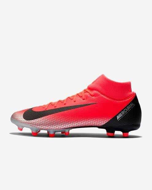 Tacos Zapatos 6 Mercurial Futbol Nike Superfly Academy Cr7 3jAR54Lq