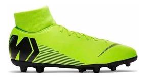 Zapatos Tacos Futbol Nike Mercurial Superfly 6 Club Fgmg