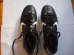 Micro Taco Para Futbol Niña Zapatos Negro en Mercado Libre