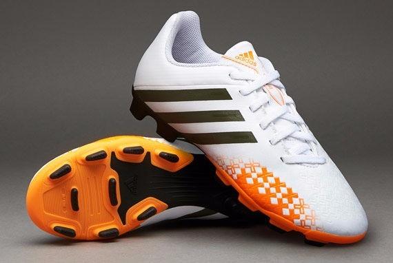 51c845172f51d Zapatos Tacos Para Futbol adidas Predito Para Niños Talla 38 - Bs. 5 ...