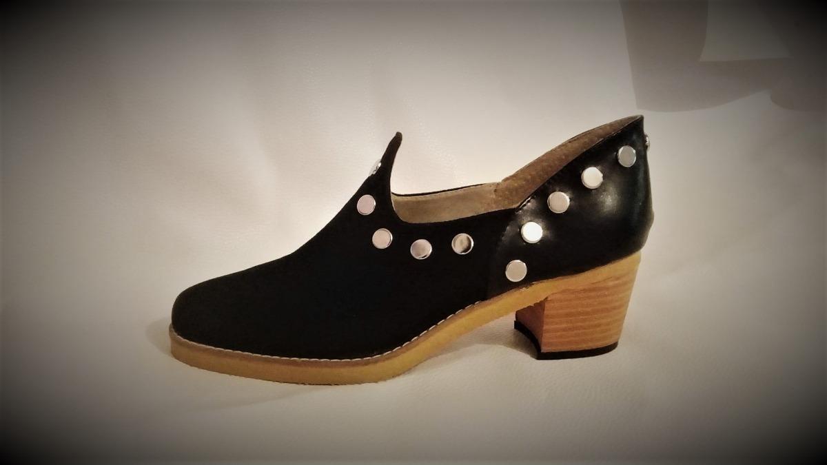 b6fbeb04 Zapatos Talles Especiales Mujer . - $ 1.590,00 en Mercado Libre
