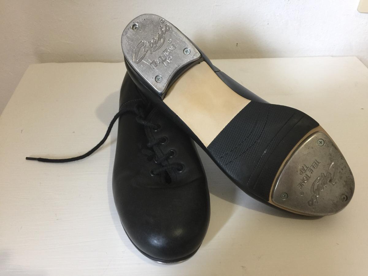 Zapatos Tap jazz Capezio Y Taps De Regalo -   680.00 en Mercado Libre 11122670c789