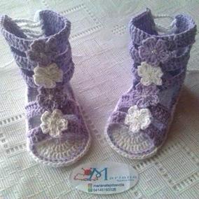 9661246db Patrones De Zapatos Tejido A Crochet - Ropa