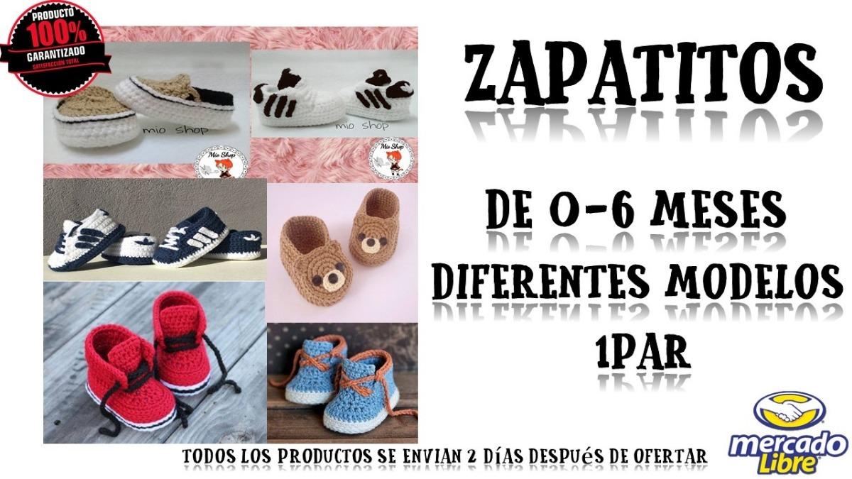 Zapatos Tejidos A Mano Diferentes Modelos 1 Par - $ 350.00 en ...