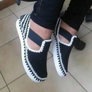 Zapatos Tejidos Damas Bs 220000 En Mercado Libre
