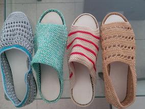 Zapato Nylon Dama Tejido Zapatos En Mercado Libre Venezuela