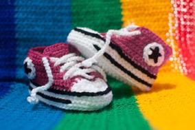 c39bc4895 Zapato Crochet Bebe - Ropa para Bebés en Mercado Libre México