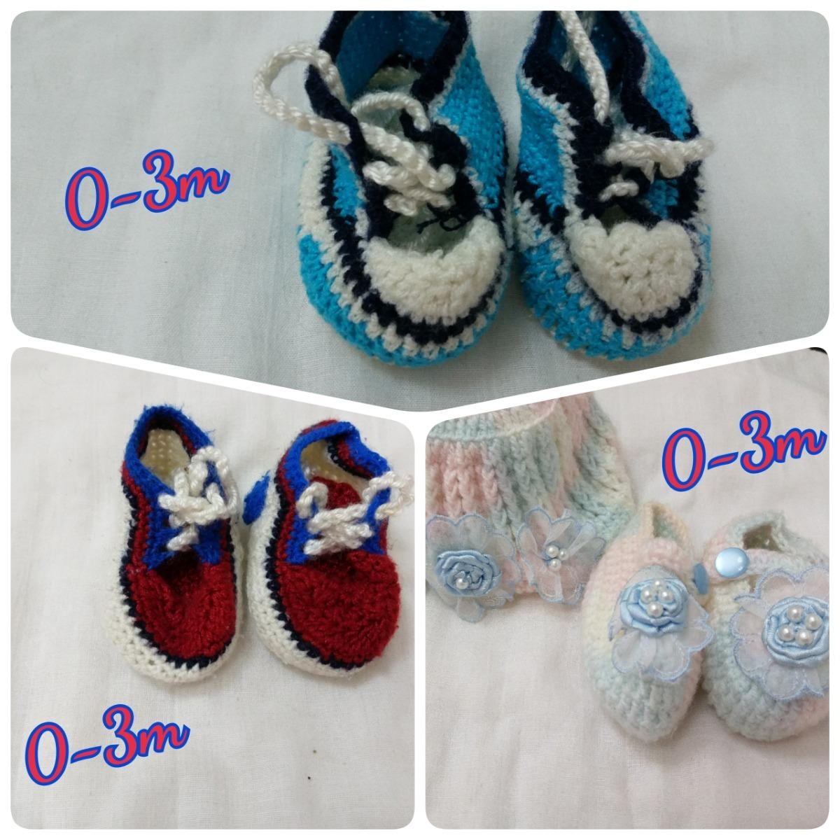 063c4bcfa zapatos tejidos para bebes cargando zoom with zapatitos tejidos para bebes