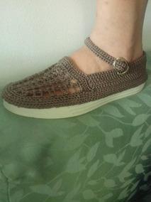 6a0c44f3 Zapatos Tejidos A Mano Para Dama - Zapatos Mujer en Mercado Libre Venezuela