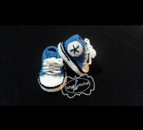 3meses 3 Converse Meses 0 Para Bebé Zapatos Tejidos Tipo 6 Sqox7z Bs zSqMUVp
