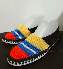20dbee14 Zapatos Tejidos A Mano Para Damas - Zapatos en Mercado Libre Venezuela