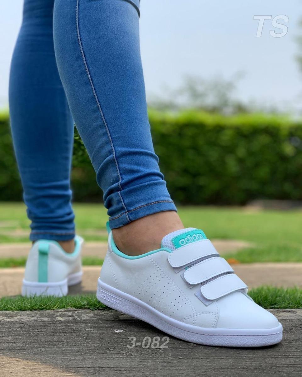 Zapatillas Niñas Tenis Adidas para Mujer en Mercado Libre