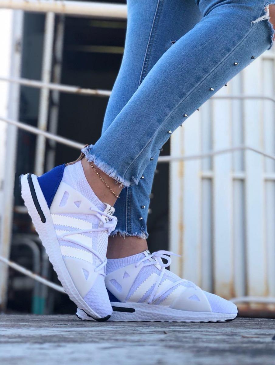 Zapatos tenis para mujer de moda | Tenis adidas mujer
