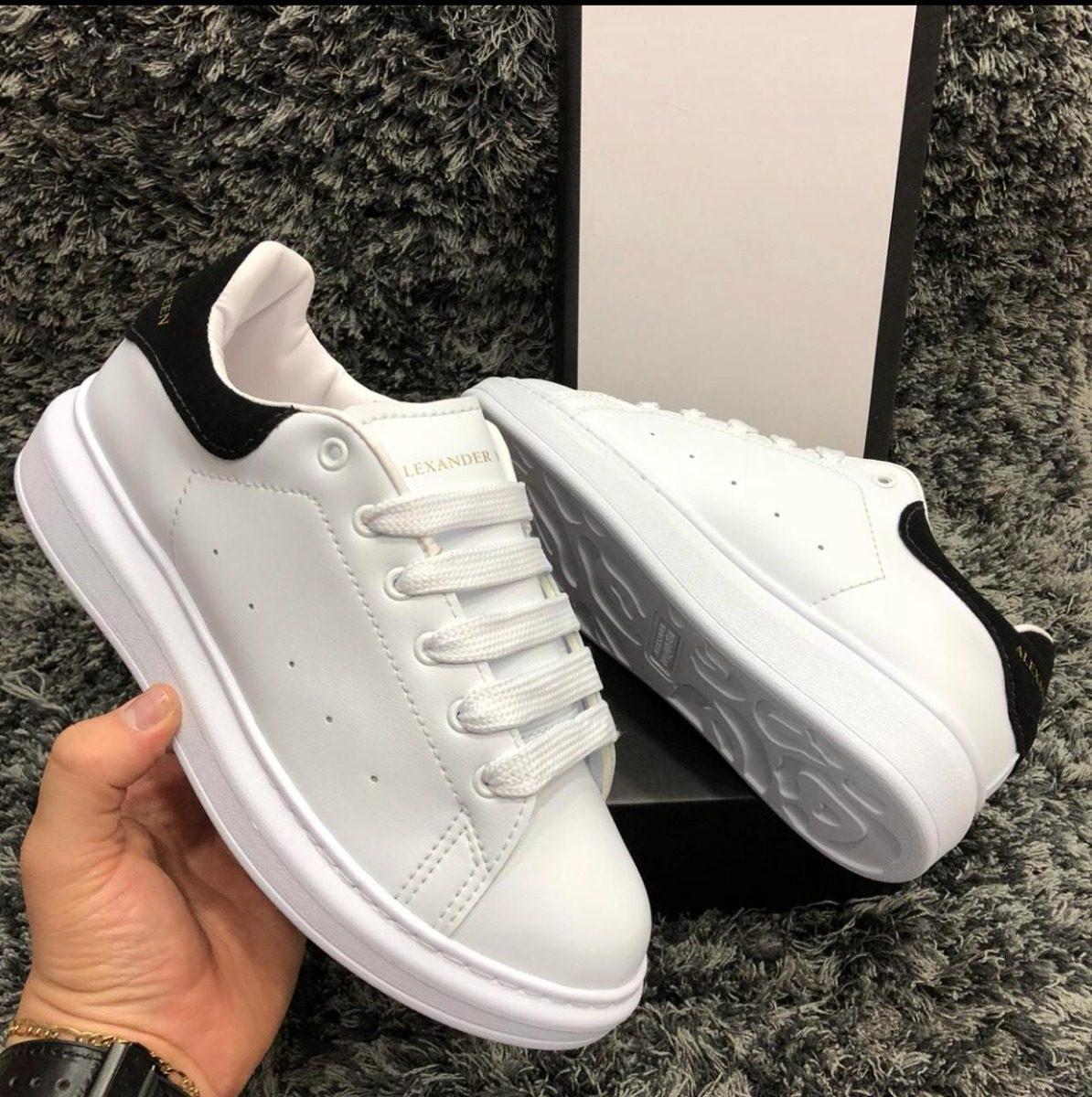 ca53f534f6f Zapatos Tenis Alexander Mcqueen - Envío Gratis -   159.000 en ...
