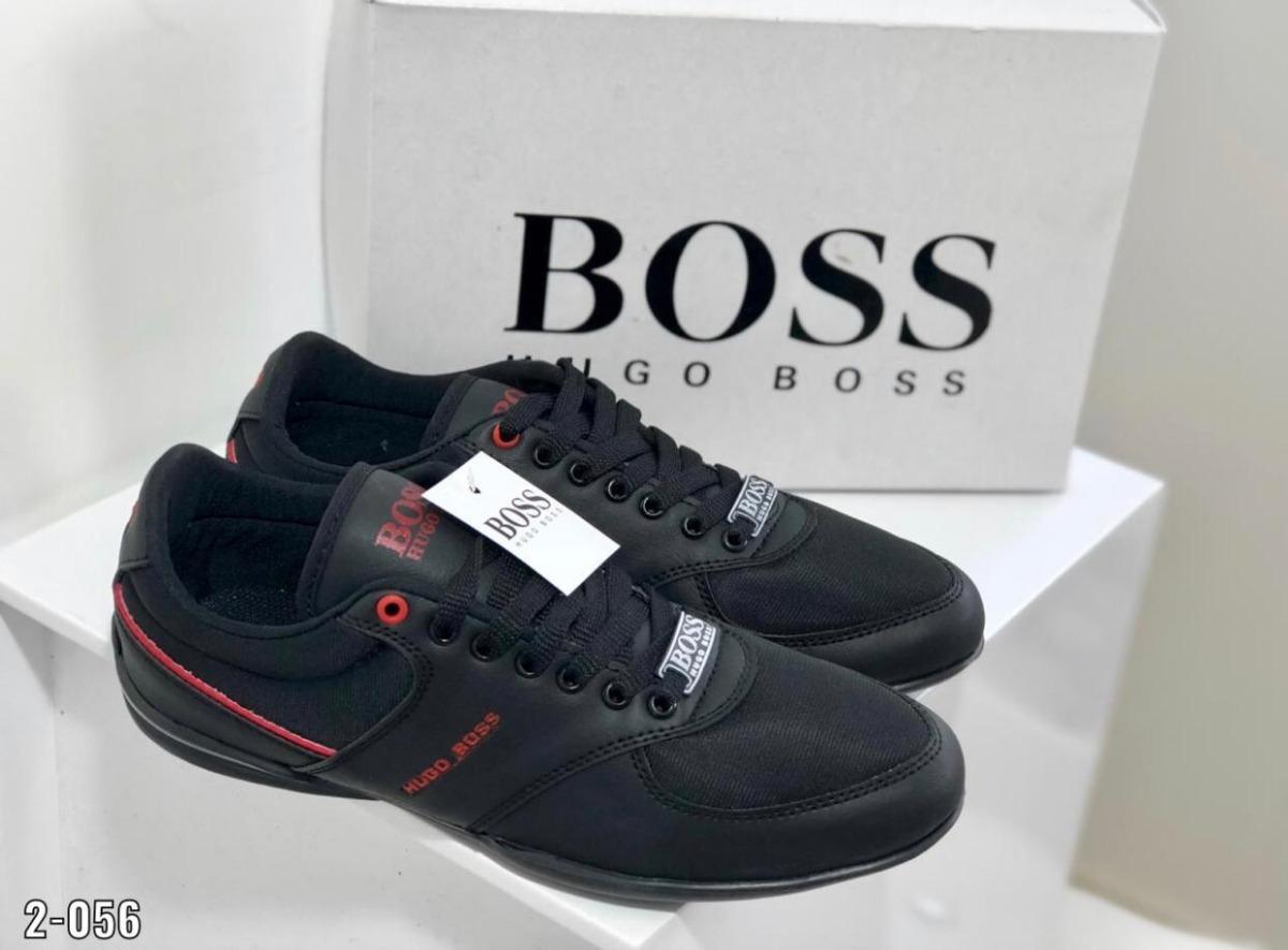 7118ffe6b28 Zapatos Tenis Deportivos Hugo Boss Hombre Envío Gratis. -   78.000 ...