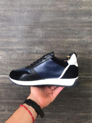 zapatos tenis fendi 6.5,7mex modelo #154