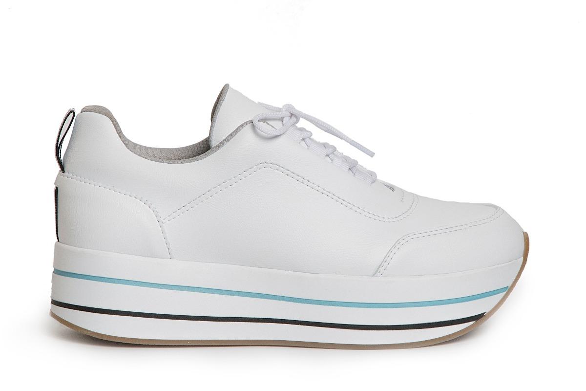 80bb04f3 zapatos tenis mujer plataforma blanco cintas manuela botero. Cargando zoom.