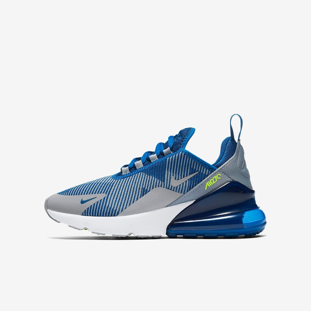new style a7020 50c70 zapatos tenis nike air max 270 jacquard mujer 100% original. Cargando zoom.