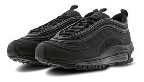 Escarabajos 97 Nike Tachira Zapatos Nike de Hombre Negro