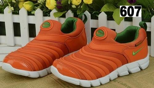 zapatos tenis niño y niña multimarcas importados