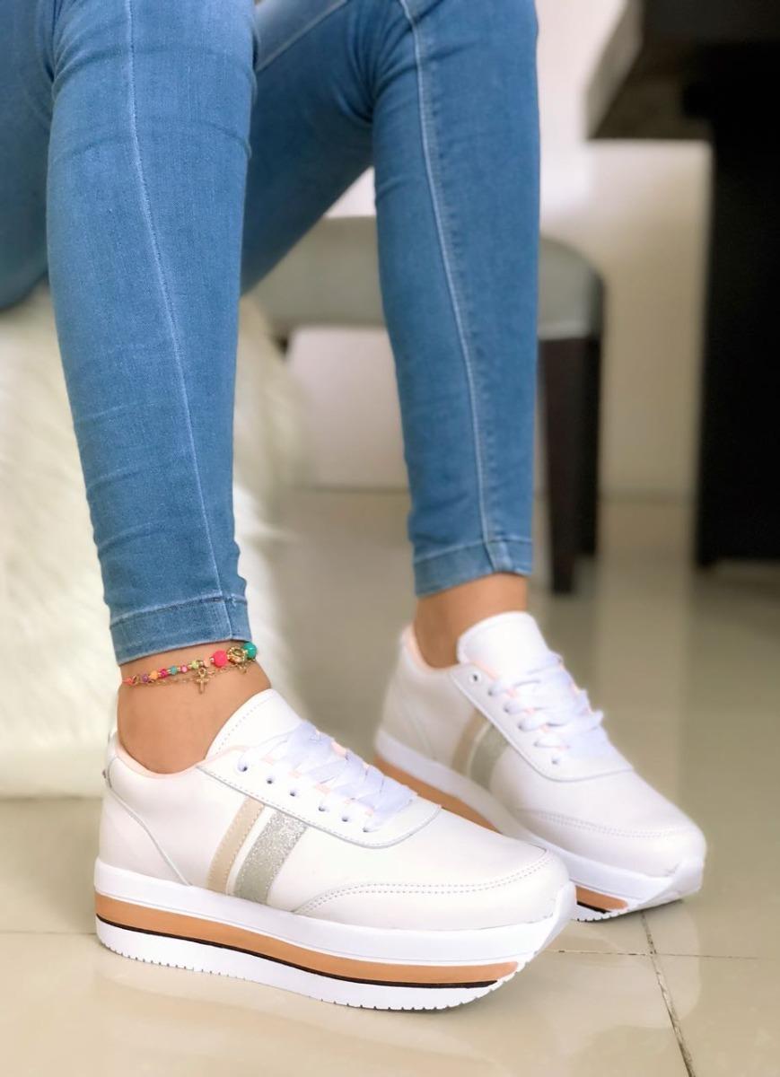 el más nuevo ajuste clásico venta de liquidación Zapatos / Tenis / Plataformas Mujer. ¡envíos Gratis!