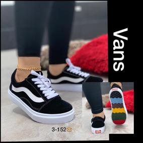 zapatos de vans mujer