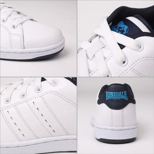 zapatos tennis marca lonsdale europeos