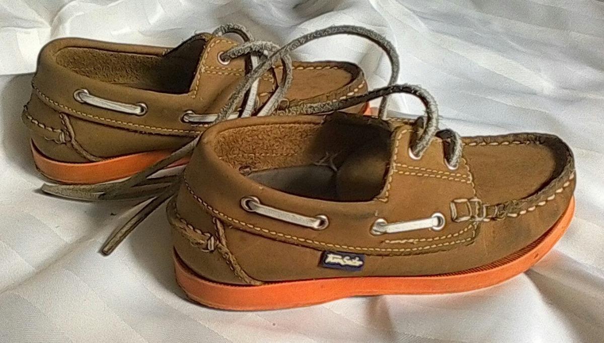 194e5eef Zapatos Thom Sailor (originales) Para Niños Talla 28 - Bs. 800,00 en ...