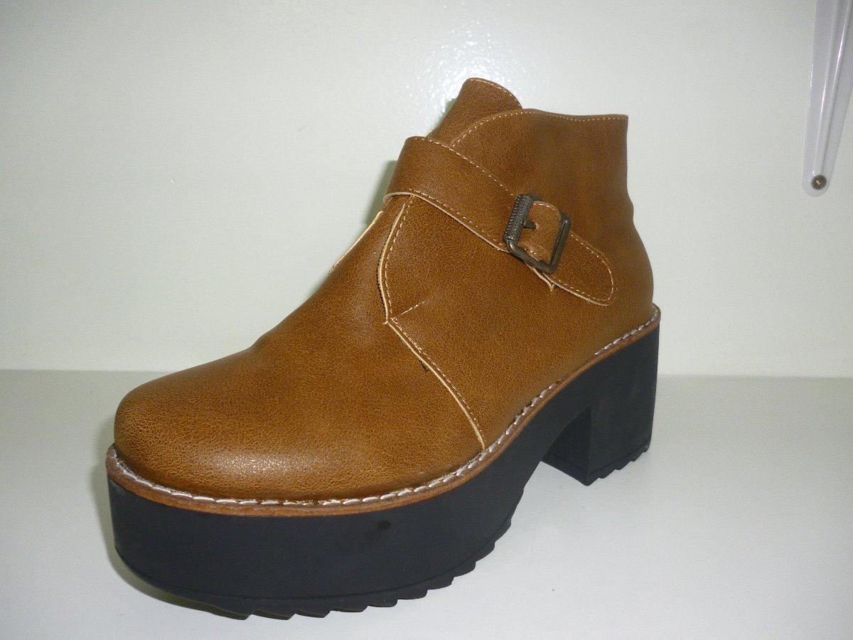 96808eb0 Zapatos Tipo Bota - $ 300,00 en Mercado Libre
