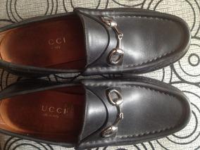1999a3430 Zapatos Gucci Damas Mocasin - Ropa, Zapatos y Accesorios en Mercado ...
