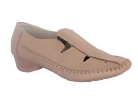 De Mocasines Lados Confort Cuero Zapatos Tipo Con Liga lc1KJ3TF