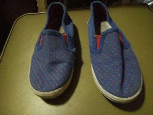 zapatos tipo paseo para niñas