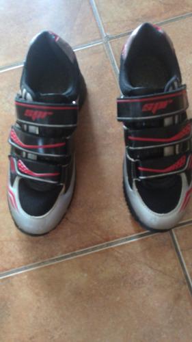 zapatos tipo tennis mtb ciclismo tenis talla 41
