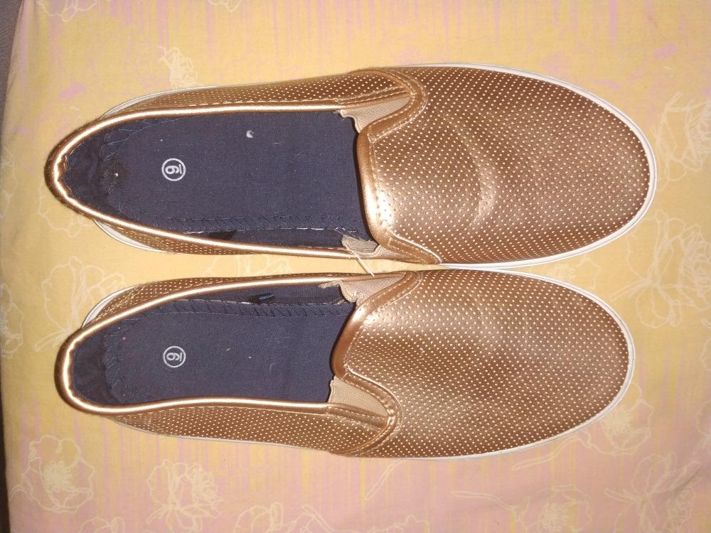 Libre Tipo Talla Dorados Bs500 En Vans 39 Mercado 00 Zapatos nOXk0w8P