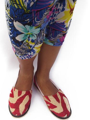 zapatos tipos abuelita alpargata en diferentes colores
