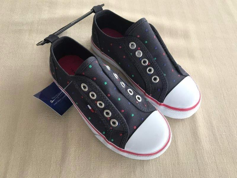 8798571e Zapatos Tommy Hilfiger De Niña 100% Originales - U$S 50,00 en ...