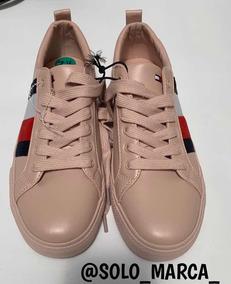 Y Hilfiger Talla Mujer Tommy 38 37 Zapatos eIbEY29DHW