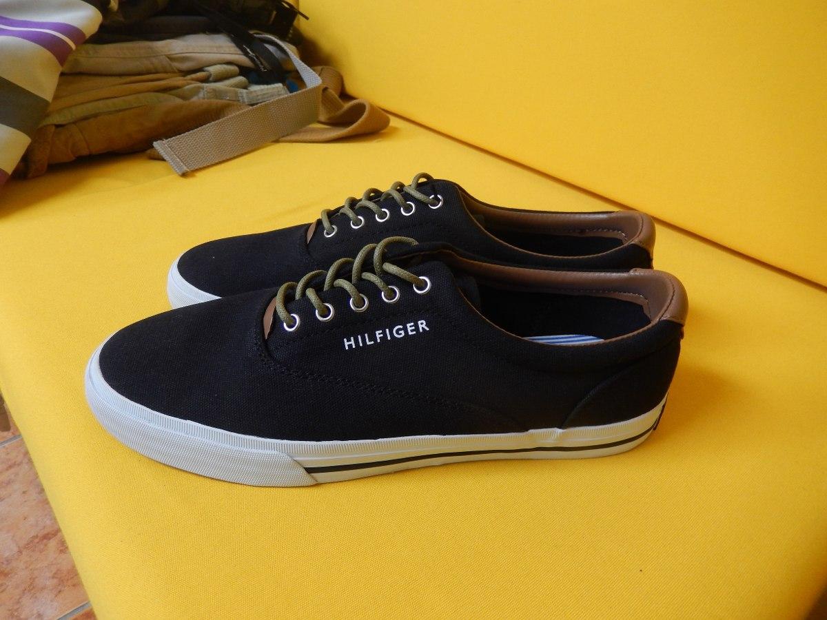 8cacb7430a162 zapatos tommy hilfiger original talla 8.5 o 41.5. Cargando zoom.