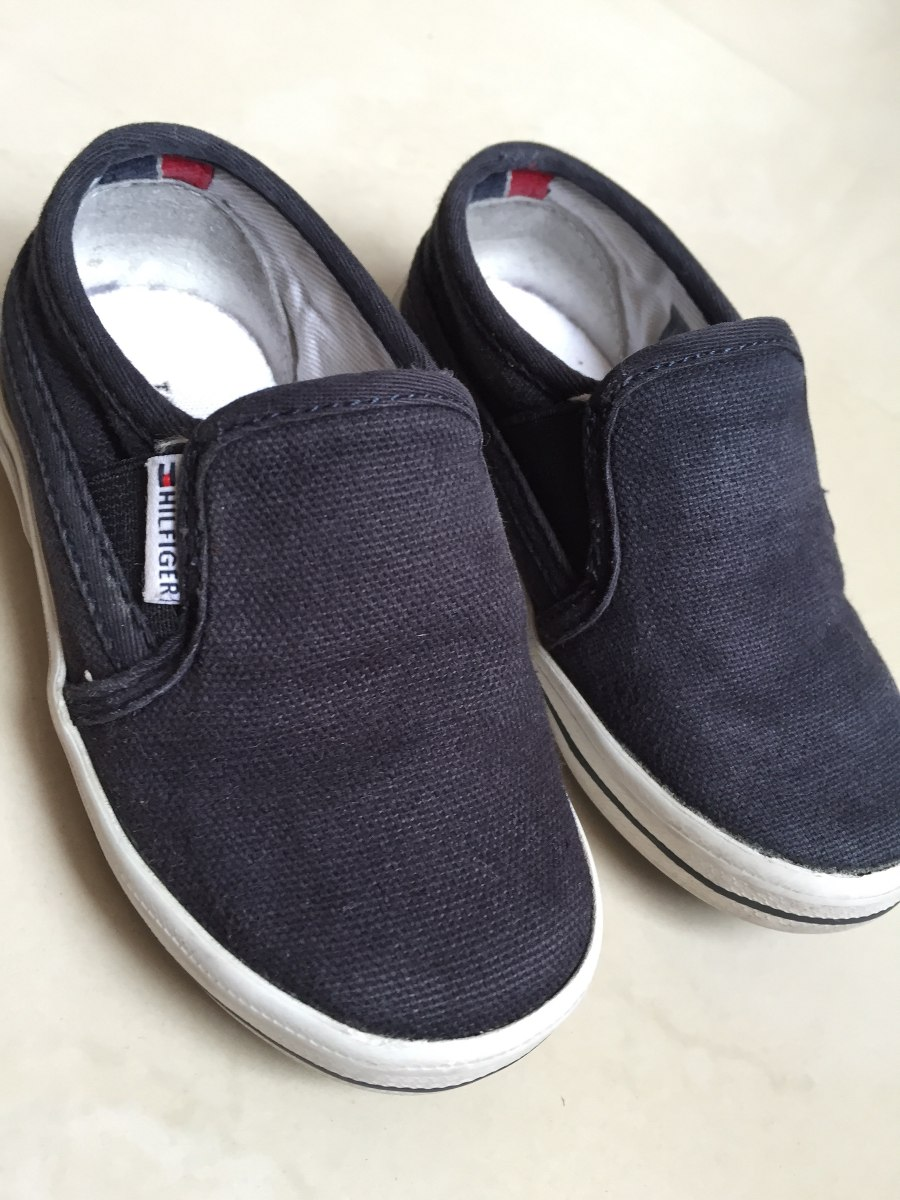 5c3c077e0d6 Zapatos Tommy Hilfiger Originales Talla 22
