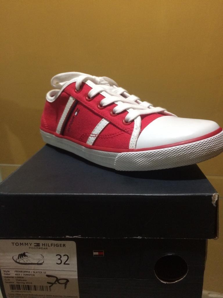 6a2b8105795 zapatos tommy originales unisex. Cargando zoom.