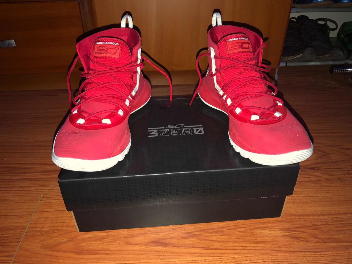 brand new 6e5f7 05228 Zapatos Under Armour Curry 3zero 2