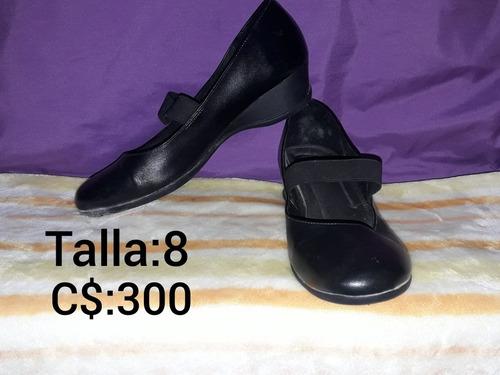 zapatos usados de colegio y oficina