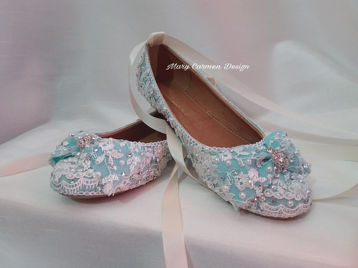 2f1e394e47f Cargando zoom zapatos valerinas para novia primera comunión cristal jpg  1200x899 Cristal zapatos primera comunion